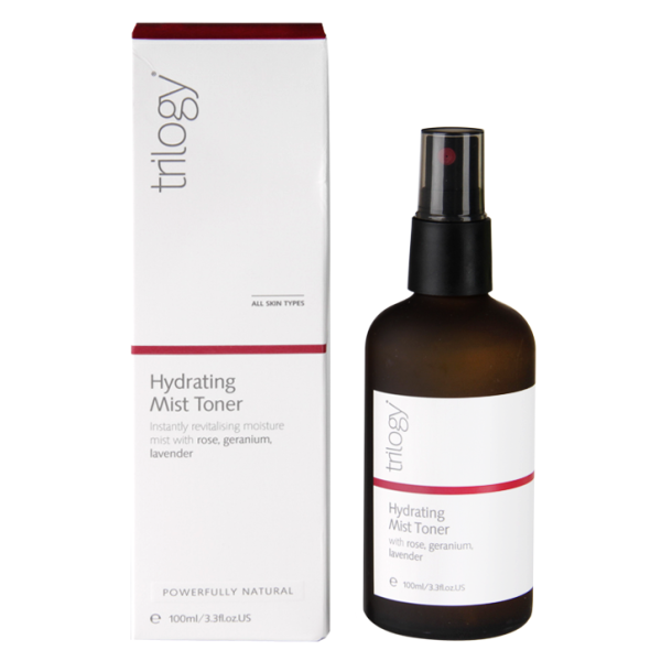 Trilogy Hydrating Mist Toner 100ml