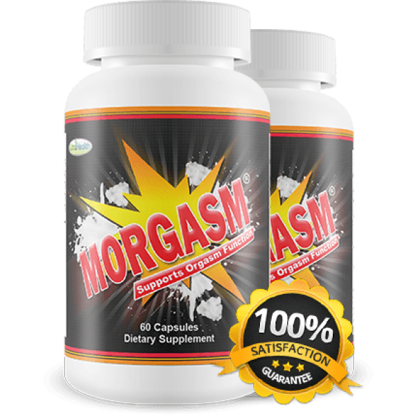 Ultra Health Morgasm Orgasm Pleasure Enhancement 60 Capsules