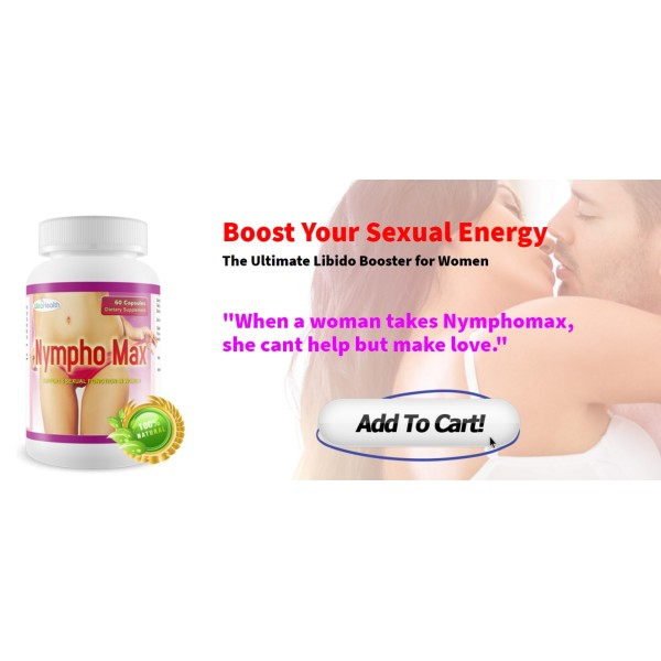 Ultra Health Nymphomax 60 Capsules