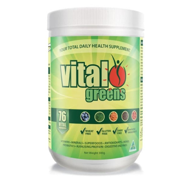 Vital Greens Powder 300g