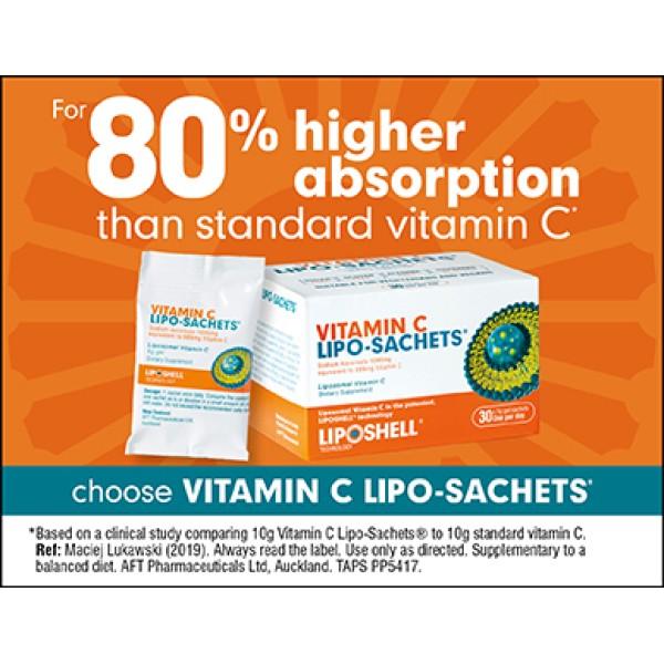 Vitamin C Lipo-Sachets 30