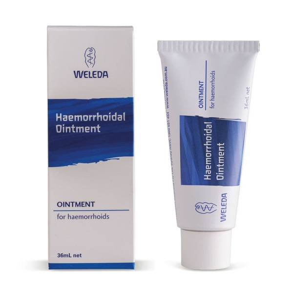Weleda Haemorrhoidal Ointment 36ml